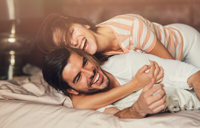 Oxytocin in Men: The Love Hormone